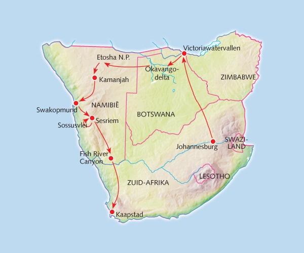 Map Of Africa Johannesburg.Programmabob Com